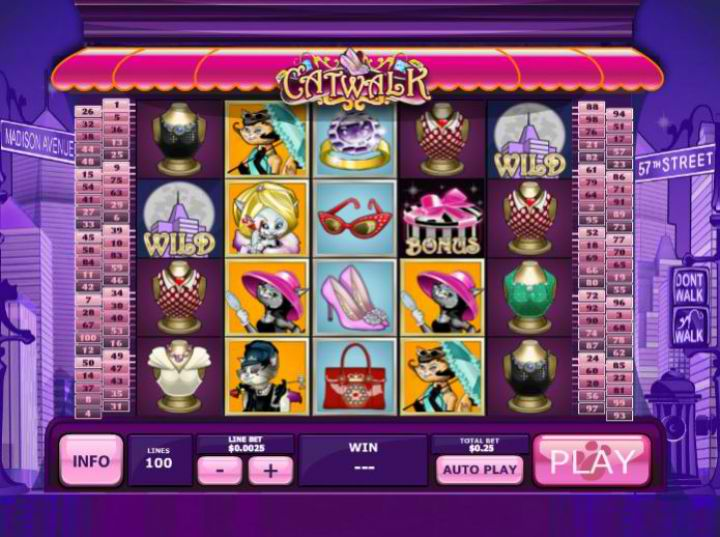 New Video Slot