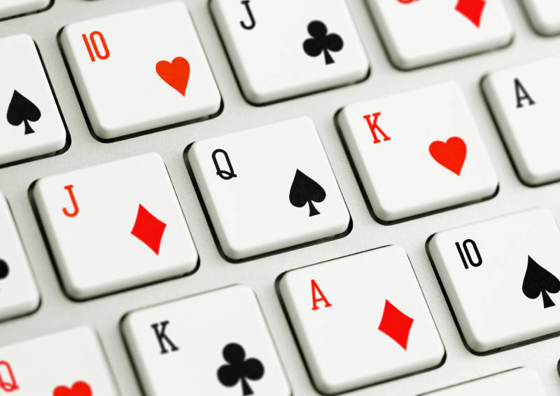 Casino online will writing