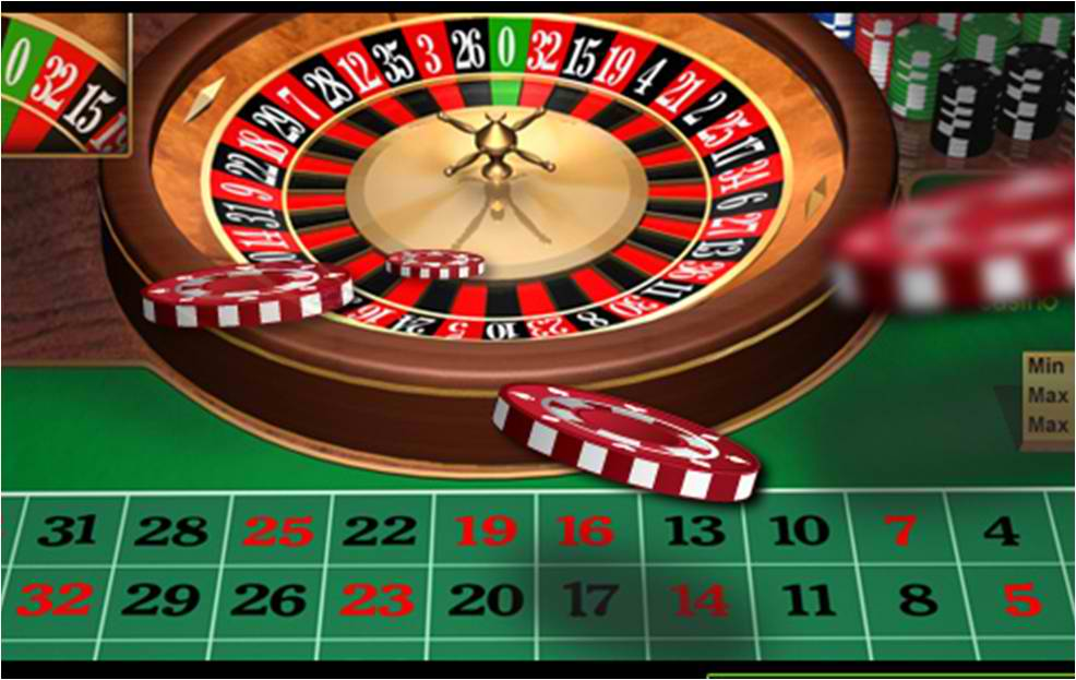 Online roulette tournaments gambling hans
