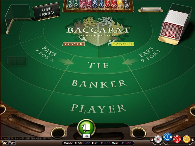 Baccarat the internet casino game apache casino ft sill