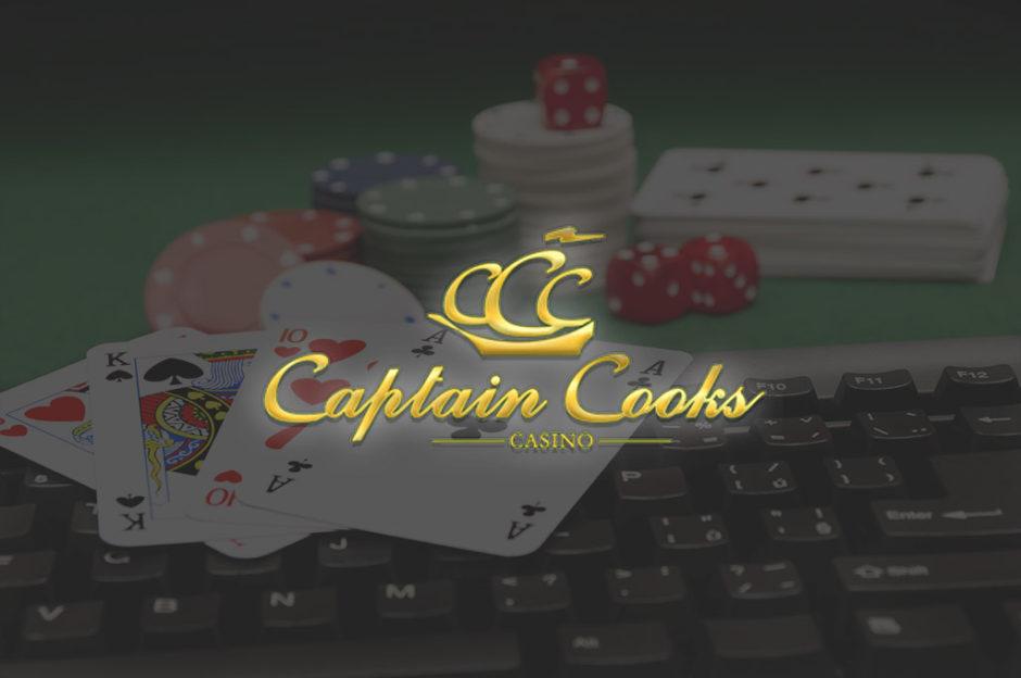 Captain Cooks Casino Canada