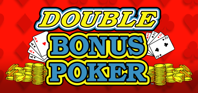 Video Poker Double Bonus