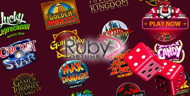 Ruby Fortune Casino Mobile